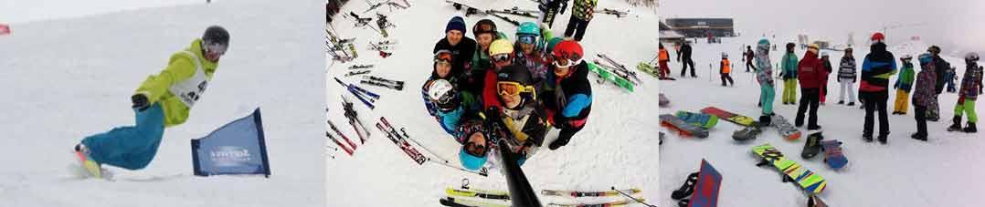 snowborders