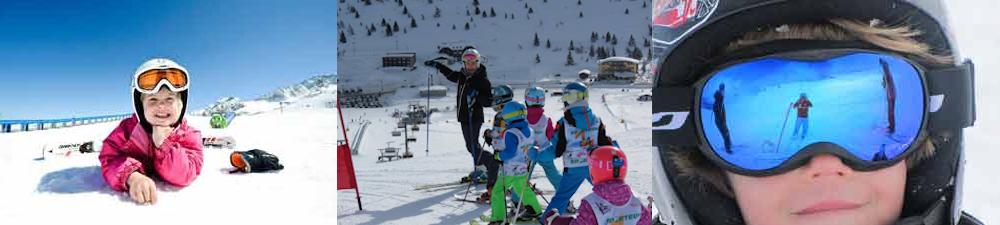Sportusie - Szkółka narciarska dla dzieci